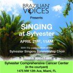 Singing at Sylvester