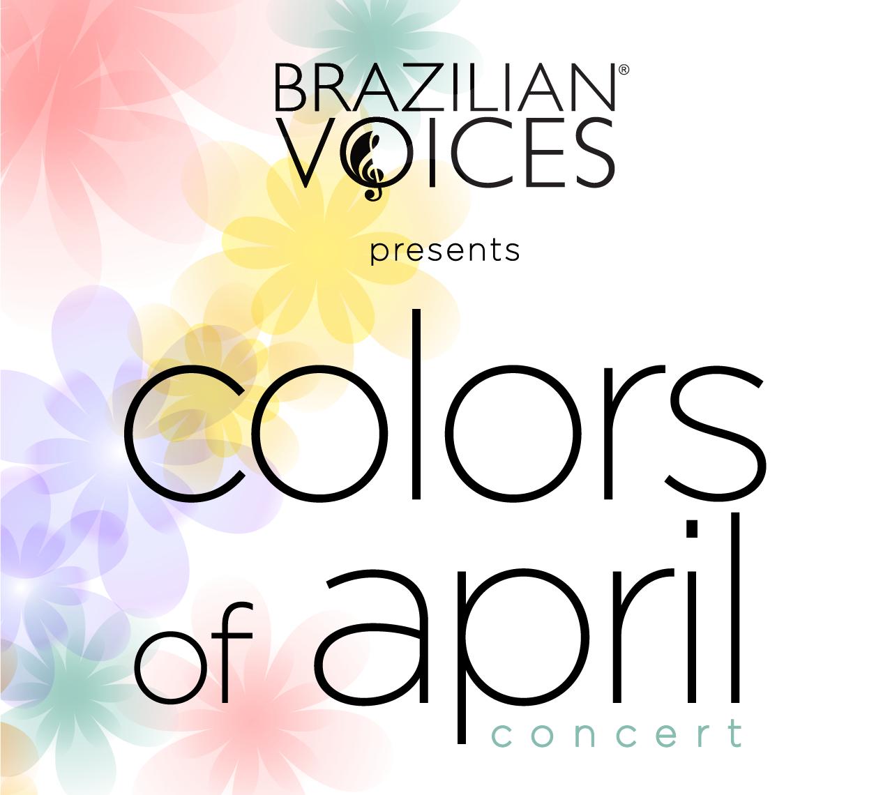 Colors of April