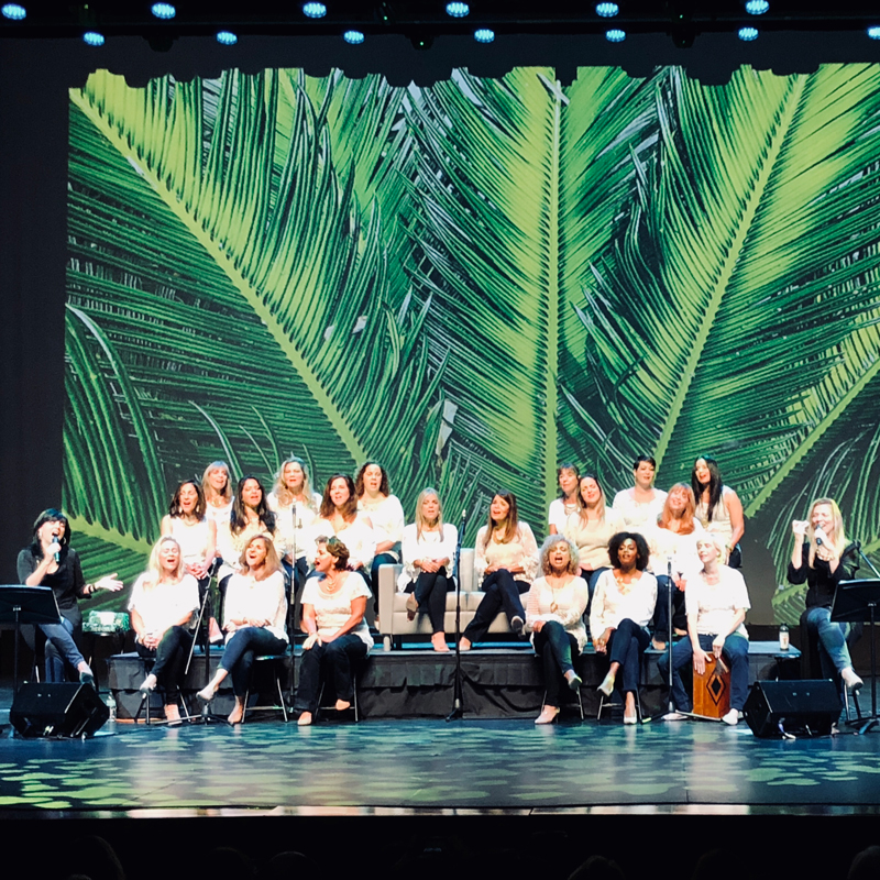 """Read more about the article """"Amazonas"""" – A Brazilian Voices Concert"""
